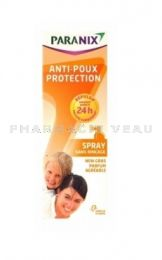 PARANIX Spray Répulsif Protection Poux spray 100 ml