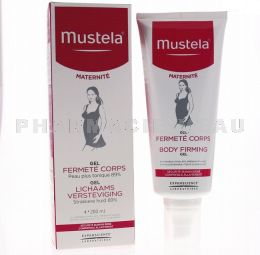 MUSTELA Maternité gel fermeté corps tube 200ml