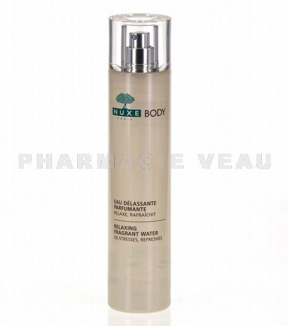 nuxe body eau d lassante parfumante flacon 100 ml pharmacieveau. Black Bedroom Furniture Sets. Home Design Ideas