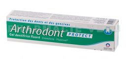 ARTHRODONT Protect Enoxolone 0,7% - Gel Dentifrice Fluoré
