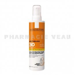 ANTHELIOS Spray Solaire Invisible 30+ spray 200 ml Roche Posay
