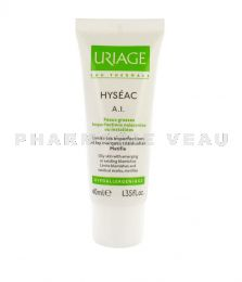 URIAGE HYSEAC AI Gel nettoyant anti imperfections 40 ml